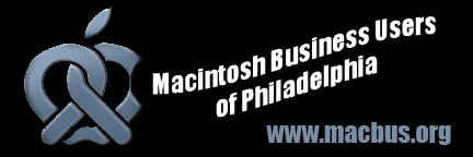 Macintosh Business Users of Philadelphia