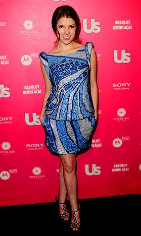 Anna Kendrick fashion