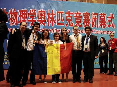 România, locul 2 în lume la Olimpiada Internaţională de Astronomie şi Astrofizică