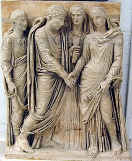 El matrimonio romano