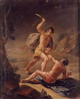 Caín y Abel - José Vergara
