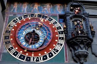 Zytglogge o Torre del Reloj - Berna (Suiza)