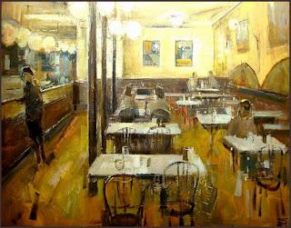 Cafetería de Barcelona - Ernest Descals