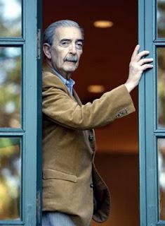 Juan Gelman - Fotografía de Luis Magán