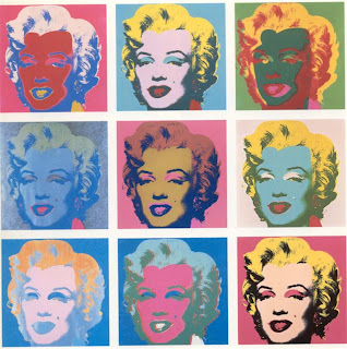 Marilyn - Andy Warhol