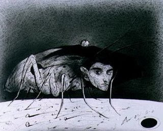 Cucaracha-Kafka