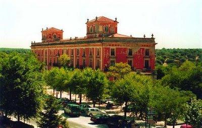 Palacio del Infante Don Luis de Borbón, obra de Ventura Rodríguez - Boadilla del Monte (Madrid) - Patrimonio Nacional