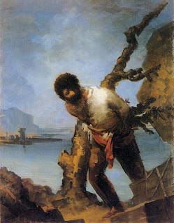 El náufrago - Asensio Julià