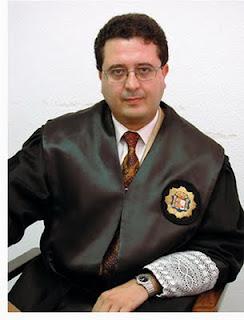 Francisco Serrano, titular del Juzgado de Familia número 7 de Sevilla