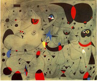Nocturno - Joan Miró