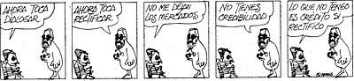 Peridis, en El País