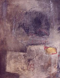 Paisaje en gris - Antoni Tàpies 1956