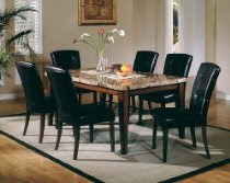 Montibello Table With Parson Chairs