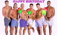 Perayaan ulang tahun ala Gay