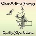 Clear Artistic Stamps