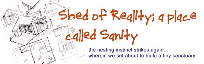 Shed of Reality; a place called sanity