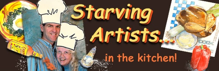 Starving Artists in the Kitchen