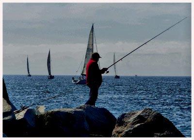 Sobre la pesca y la paciencia.