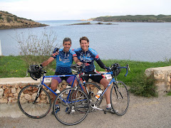 Marxa cicloturista Menorca 2005