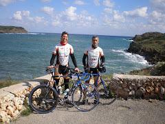Marxa cicloturista Menorca 2007