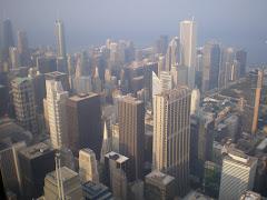 Chicago, em va encantar la ciutat, fins ara la meva ciutat preferida ;-)
