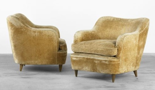 Bristol Muranou0027s Gio Ponti Chairs For Auction