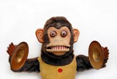 Monkeys are always funny