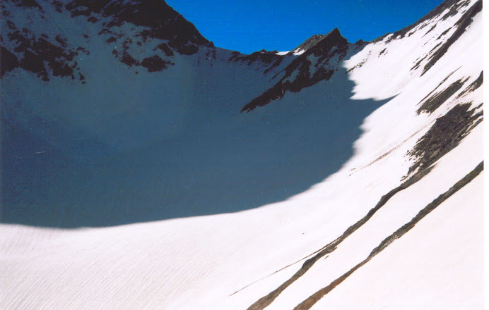 Roopkund trek: Junargali snow fields