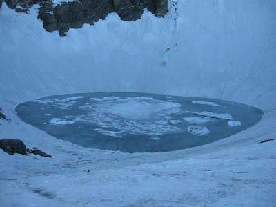 Roopkund Trek Roopkund lake