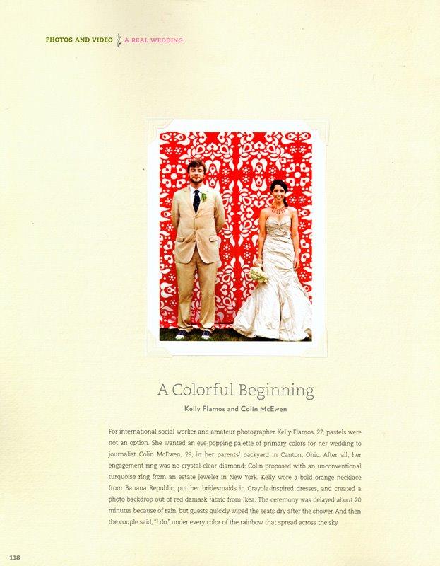 real simple weddings
