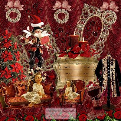 http://cajoline-scrap.blogspot.com/2009/11/freebie-kit-noel-baroque-pu.html