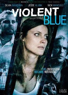 Violent Blue movie poster download