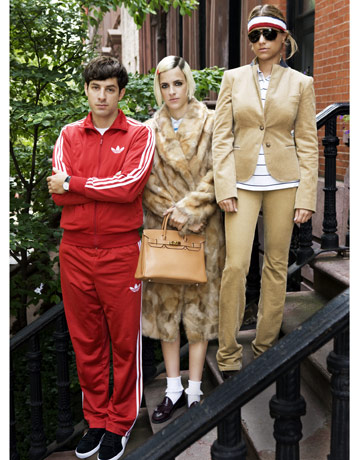 about last weekend: Right Royal Tenenbaums