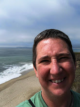 Self Portrait at Half Moon Bay