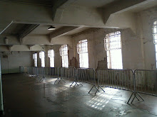 Alcatraz Dining Hall