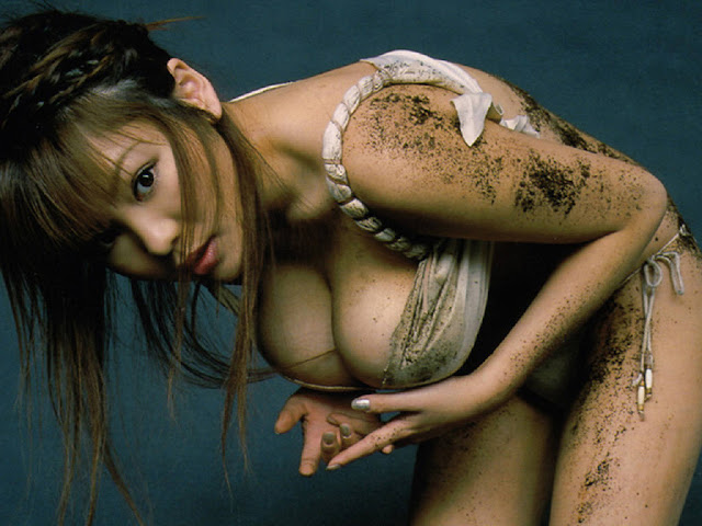 Sexy Dirty Body Yoko Matsugane