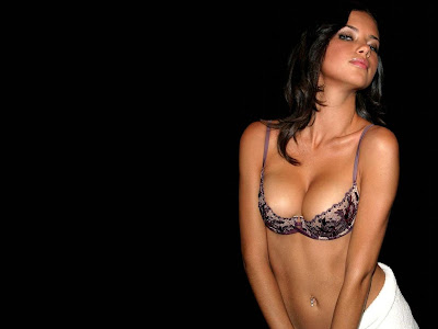 adriana lima wallpaper. adriana lima wallpapers