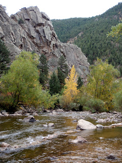 Colorado fly fishing reports october 2010 for Boulder creek fishing