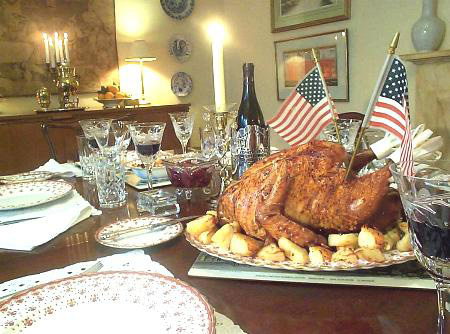 American Thanksgiving