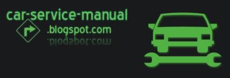 PDF Car Service Manuals