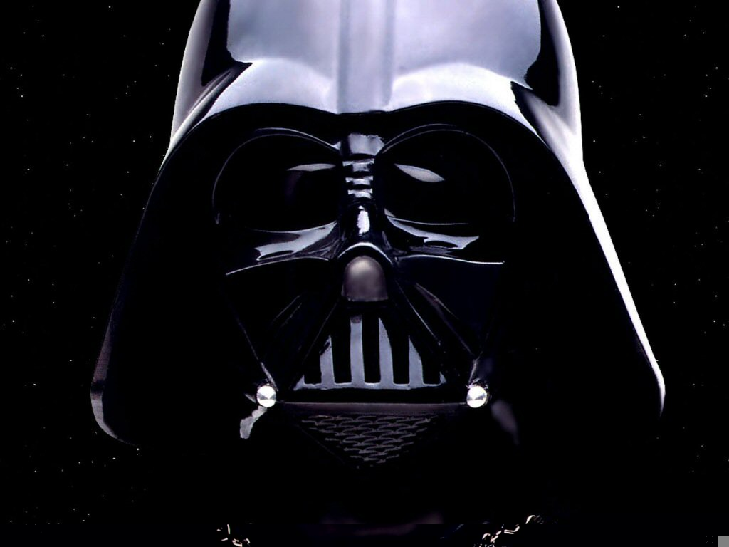 Darth Vader Behind The Mask