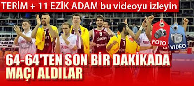 Basketbol Milli Takımı - Kalite Blog