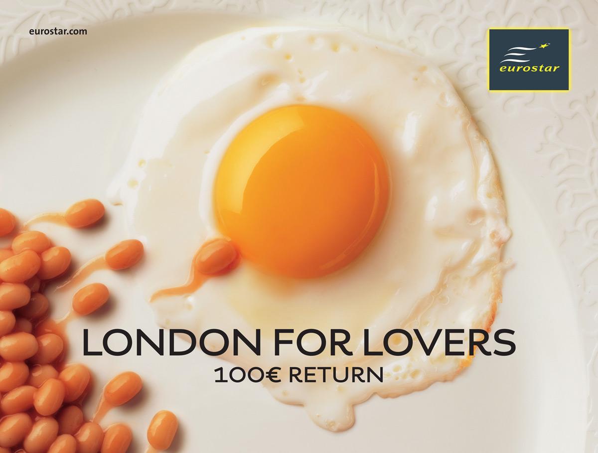 Anuncios creativos met fora en los anuncios for The designlover