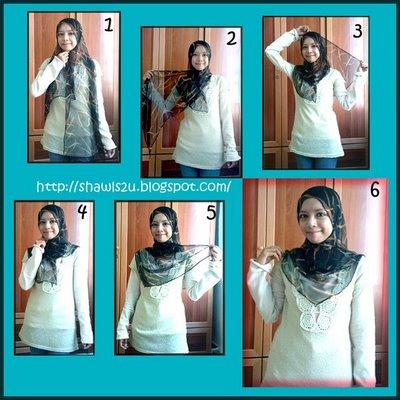 Mudah on Fesyen Selendang Terkini
