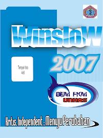 Sampul Depan Buku Winslow 2007