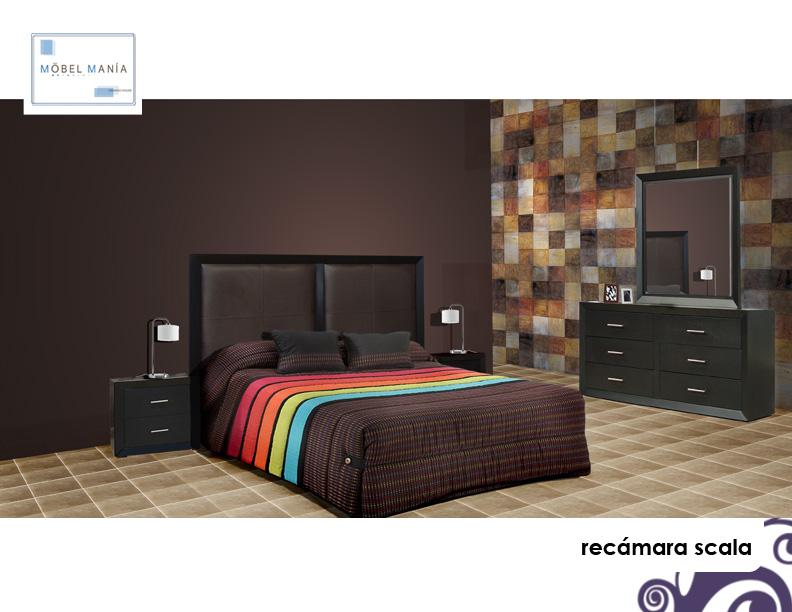 Mobel mania catalogo de recamaras for Catalogo recamaras