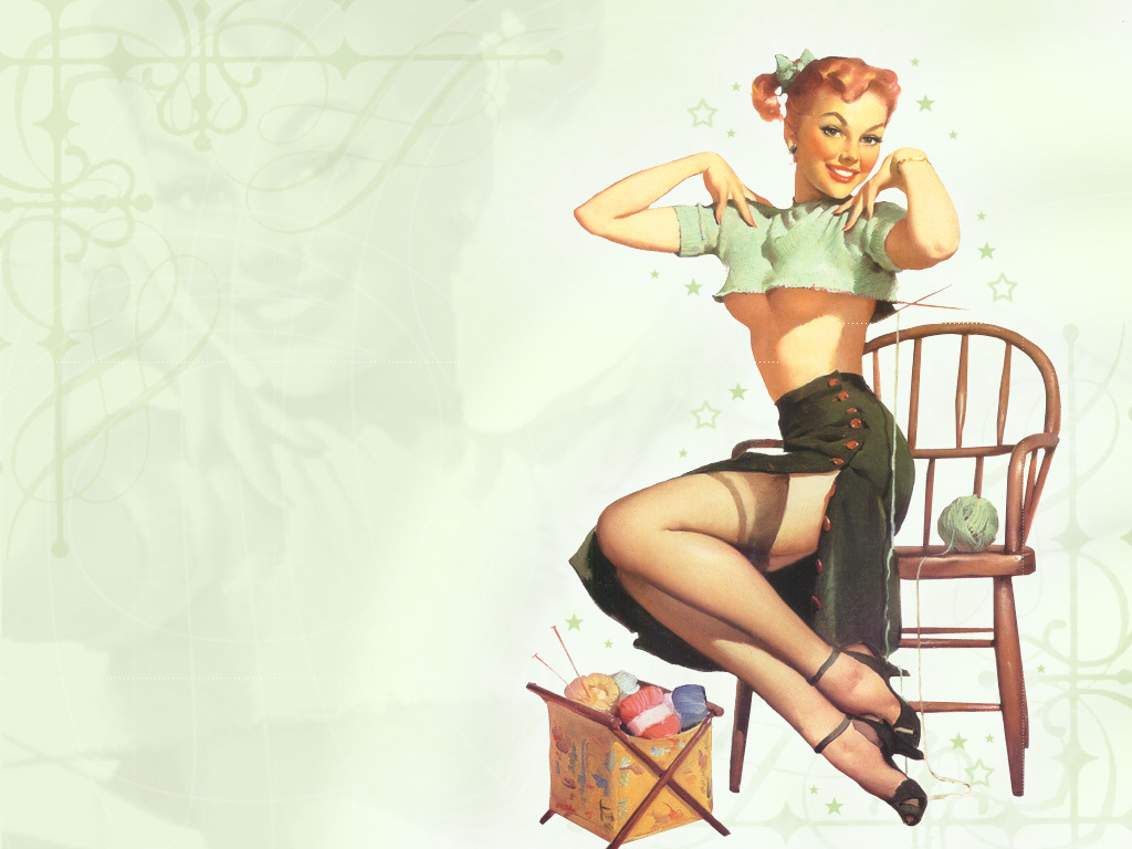 Unicowallpapers 4 Pin Up Girls