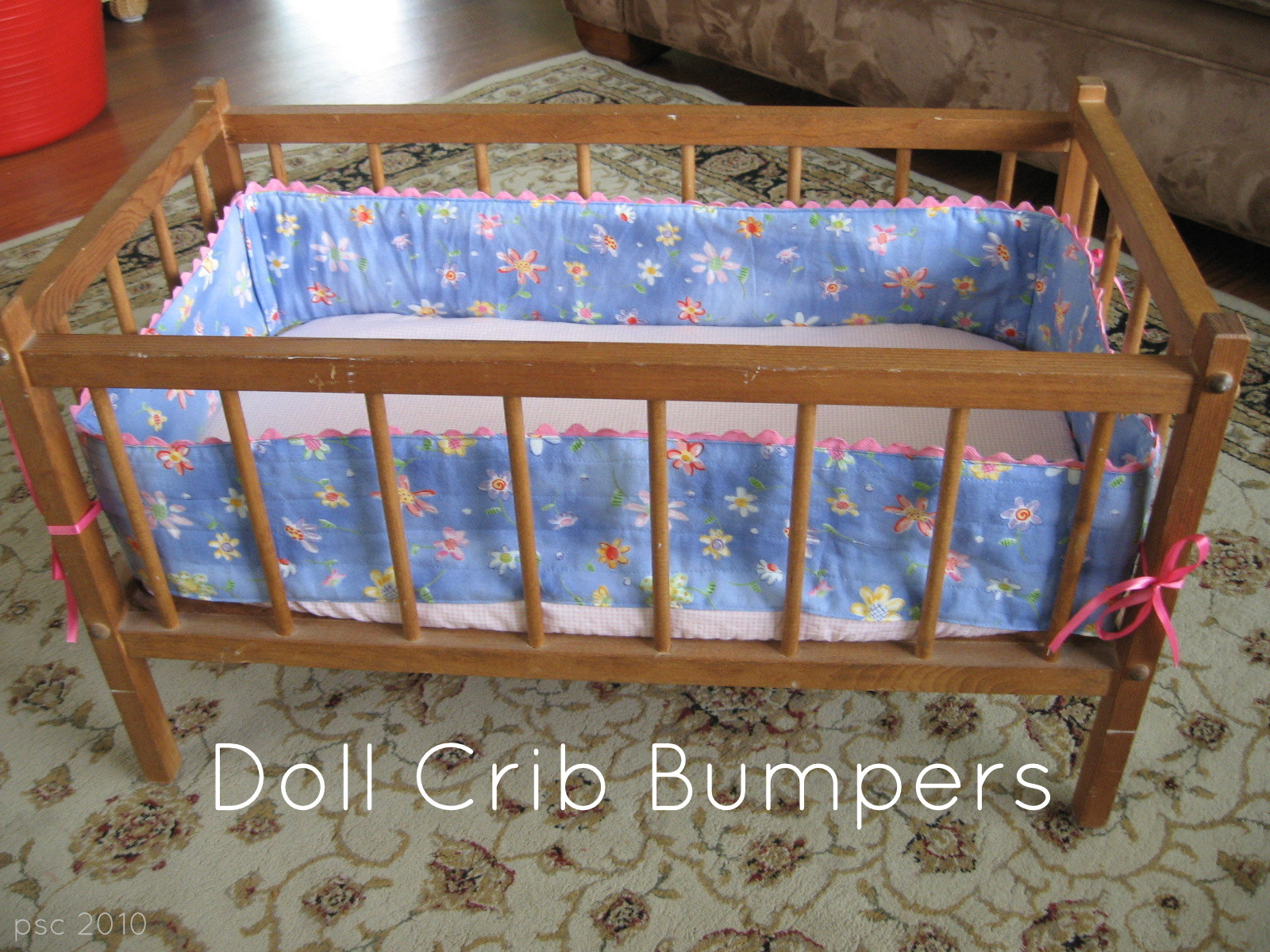 Crib Bumper Pattern Cool Inspiration