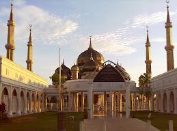 Masjid Pulau Wan Man