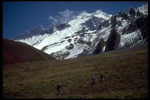 Parque Prov. Aconcagua - Mendoza